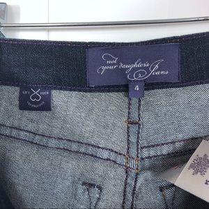 NYDJ Jeans - NYDJ straight leg jeans size 4 long length